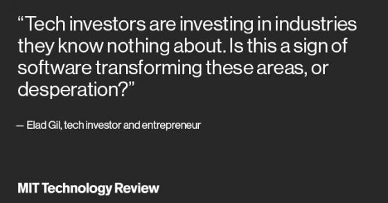 investors tech